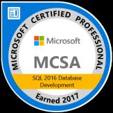 MCSA+SQL+2016+Database+Development+2017-01